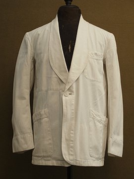 mid 20th c. white jacket