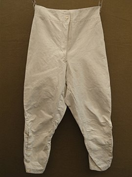 cir.1930's cotton jodhpurs