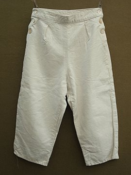 cir.1920-1930's linen plus fours