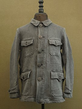 cir.1940's pique hunting jacket
