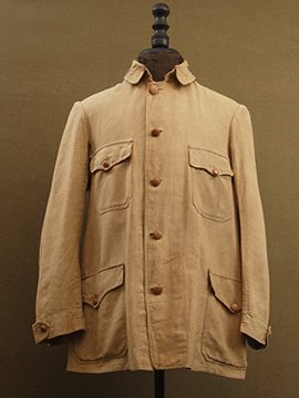 cir.1920-1930's beige jacket