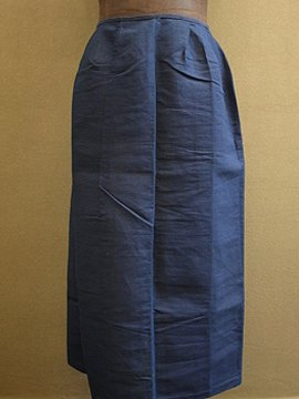 cir. early 20th c. linen apron dead stock