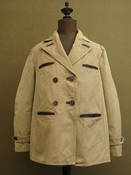 cir. 1930's double-breasted jacket