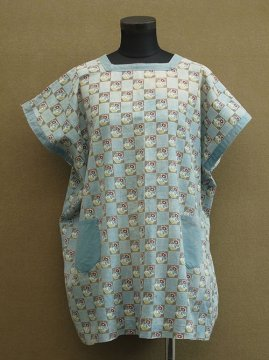 1920's-1930's printed top