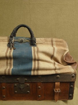 19th-early 20th c. travel bag