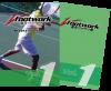 勝者のフットワーク塾DVD Vol.1 解説本付き!「軸となるフットワーク」