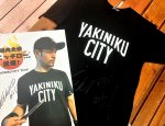 YAKINIKU CITY Tシャツ
