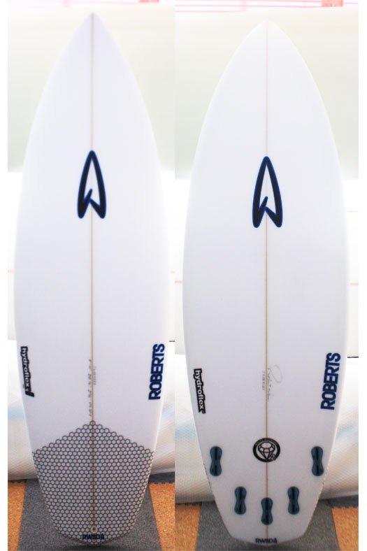 "Roberts White Diamond Ⅱ Plus 5'11""-20 1/2""-2 5/8"" Hydro Flex HD EPS(高密度EPSフォーム×3Dグラッ"