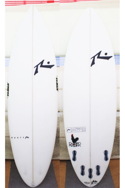 "Rusty Rooster(ルースター) 6'1""-20.25-2.40 XTR7.C"