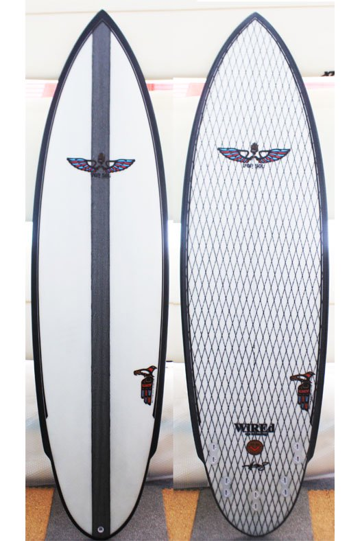 "Vonsol Mid Shadow 7'0""-22""-2 5/8""  CORE FLEX Wired Tech(ワイヤードテック)"