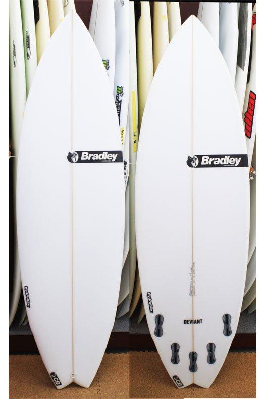 "Bradley Deviant 5'6""-19""-2 9/32"" Hydro Flex Natural #3644"
