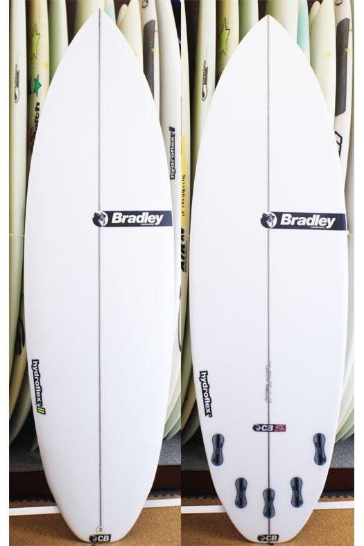 """Bradley The Pie 5'9""""-19 3/8""""-2 13/32"""" Hydro Flex Natural"""