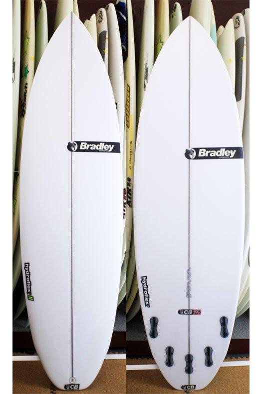 """Bradley The Pie 5'10""""-19 1/2""""-2 7/16"""" Hydro Flex Natural"""