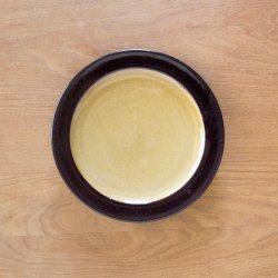 湯町釜 丸皿