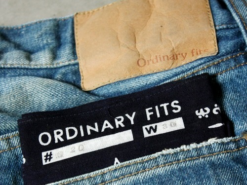 Ordinary fits (オーディナリーフィッツ)