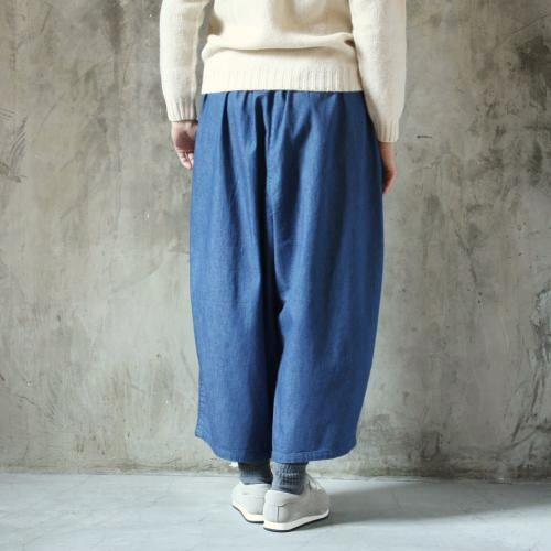 Ordinary fits BALL PANTS denim