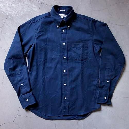INDIVIDUALIZED SHIRTS HERRINGBONE B.D