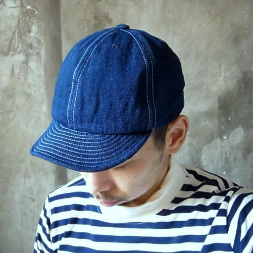 Tapir別注 COOCHUCAMP Happy Cap DENIM