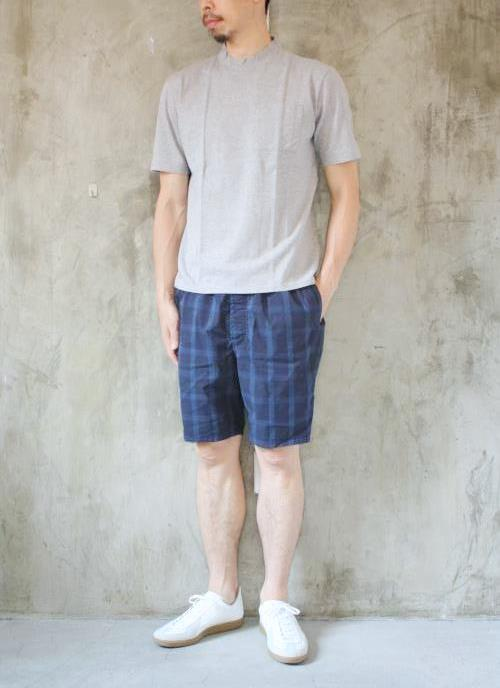 Ordinary fits TRAVEL SHORTS rip-stop