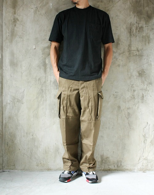 FRENCH ARMY M-47 VINTAGE DEAD STOCK 後期