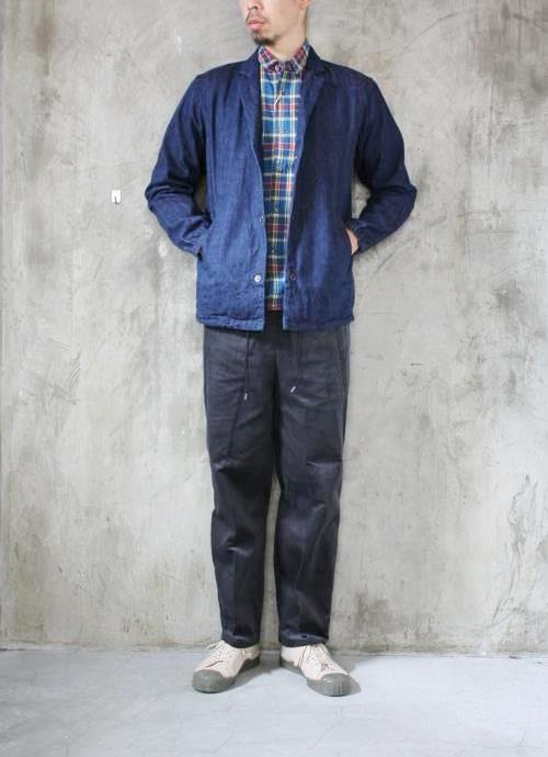 Ordinary fits デニムジャケット HARVEY denim