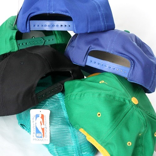 NBA CAP 80s-90s DEADSTOCK