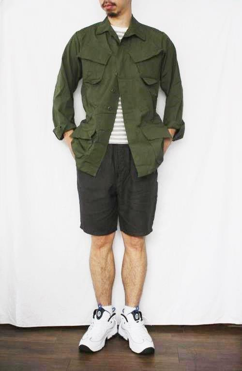 Ordinary fits TRAVEL SHORTS LINEN