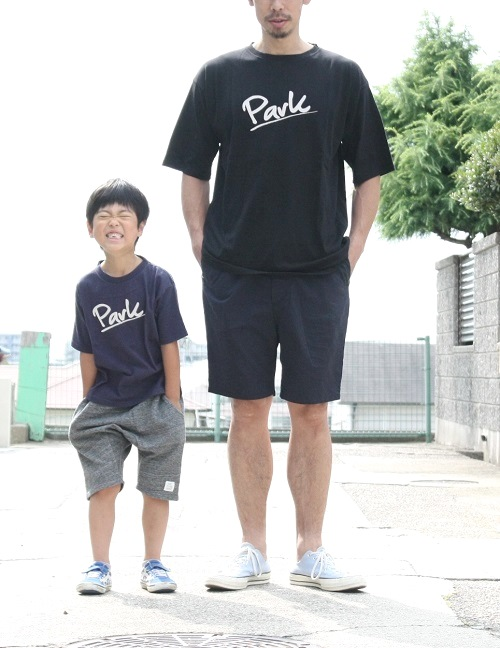THE PARK SHOP グラフィック Park Tee