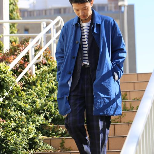 EEL Products サクラコート BLUE