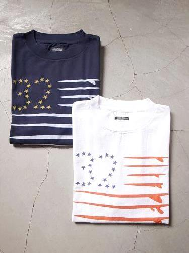 《30% OFF》 SUNNY SPORTS FLAG Tee mens