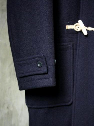 groverall MONTY ダッフルコート navy mens