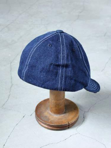 Tapir別注 COOCHUCAMP Happy Cap DENIM unisex