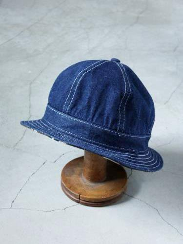 Tapir別注 COOCHUCAMP Happy Metro Hat DENIM unisex