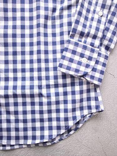 INDIVIDUALIZED SHIRTS BIG GINGHAM CHECK B.D Standard fit mens