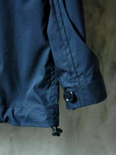 《30% OFF》 STILL BY HAND アノラックパーカー NAVY mens
