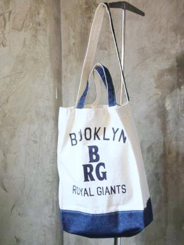 SUNNY SPORTS 2WAY TOTE BAG unisex