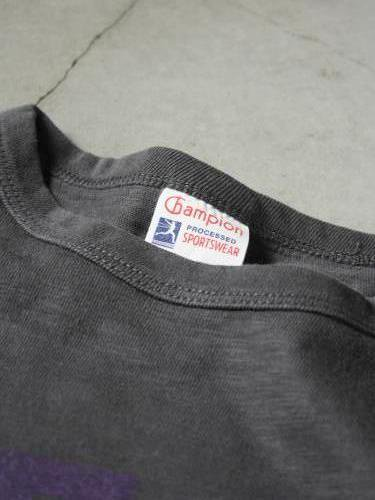 《30% OFF》 Champion Rochester カレッジTee mens