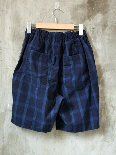 Ordinary fits TRAVEL SHORTS rip-stop mens