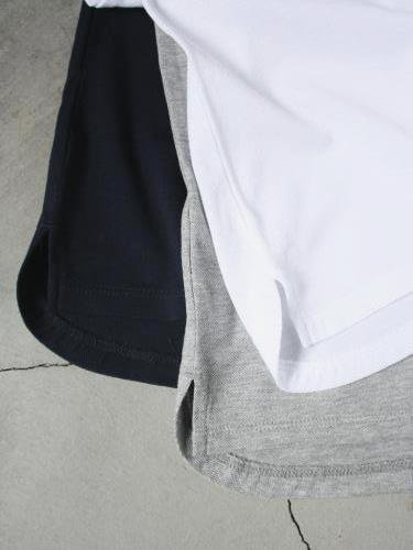 STILL BY HAND モックネックカットソー mens