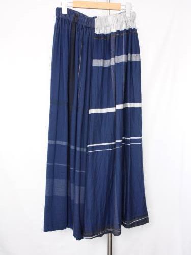 tamaki niime 玉木新雌 only one super wide pants (long) unisex