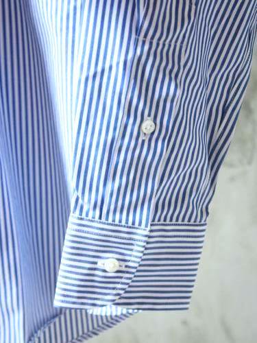 INDIVIDUALIZED SHIRTS Classic Bengal Stripe B.D Standard fit mens