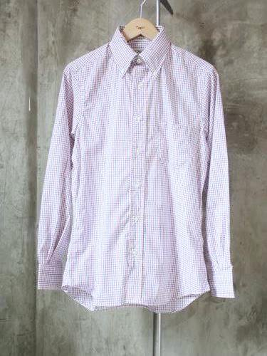 INDIVIDUALIZED SHIRTS GRAPH CHECK B.D Standard fit mens