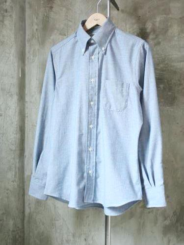 INDIVIDUALIZED SHIRTS HERITAGE CHAMBRAY B.D Standard fit mens