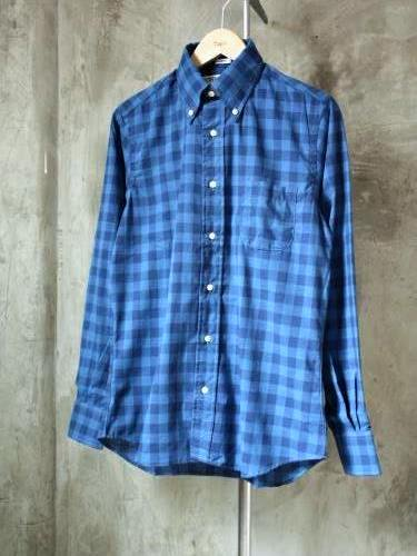INDIVIDUALIZED SHIRTS BIG BLOCK CHECK B.D Standard fit mens