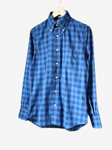 《30%OFF》 INDIVIDUALIZED SHIRTS BLOCK CHECK B.D Standard fit mens