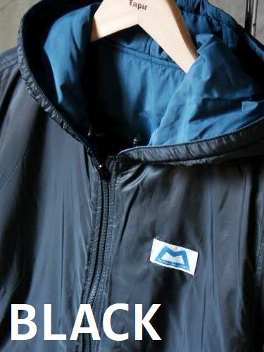 MOUNTAIN EQUIPMENT リバーシブルブルゾン NAVY unisex