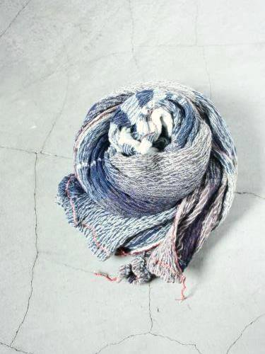 tamaki niime 玉木新雌 only one shawl cotton big