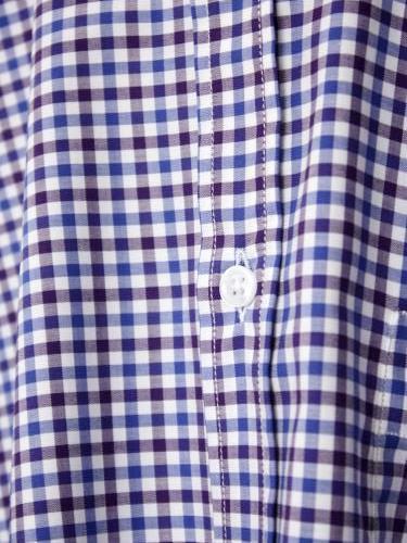 《30% OFF》 Solandrino チェックB.Dシャツ mens