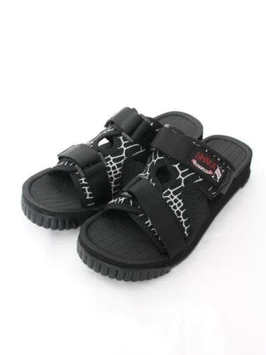 《30%OFF》SHAKA サンダル 『CHILL OUT』 SPIDER WEB mens