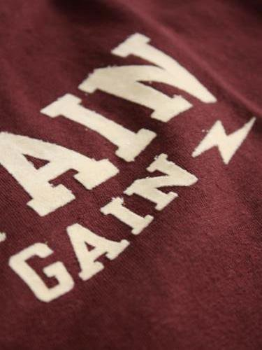 《30% OFF》 DUBBLE WORKS プリントTee 【NO PAIN NO GAIN】 mens